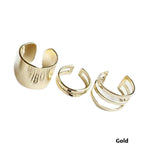 3Pcs/Set Fashion Top Of Finger Over The Midi Tip Finger