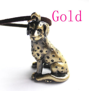 FREE Dalmatian Dog Necklace - Free Shipping