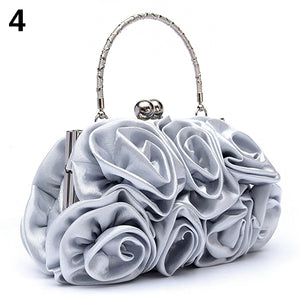 Women Fashion Rose Bag - Free Shipping
