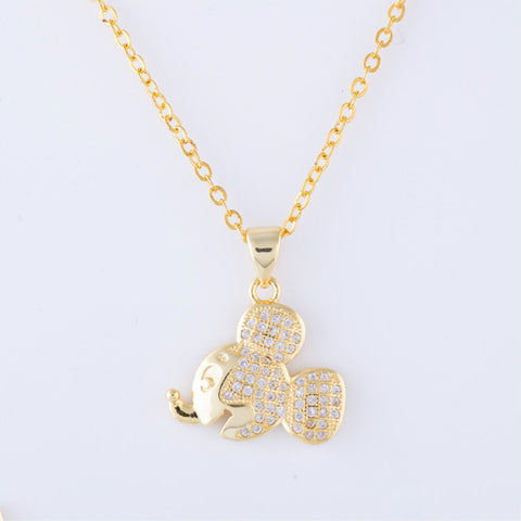 Mickey Link Necklace - Free Shipping