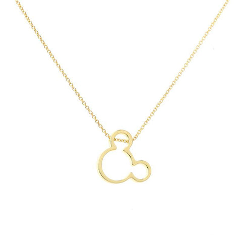 Mickey Necklace Cartoon Style - Just Pay Shipping