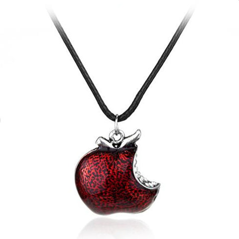 Snow White Apple Necklace - Just Pay Shipping