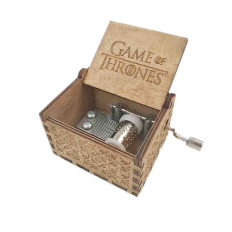 Game Of Thrones Music Box - Free Shipping