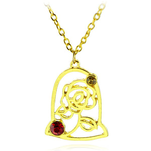 FREE Beauty And The Beast Choker Necklace Just Pay Shipping