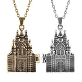 Castle necklace - Just Pay Shipping
