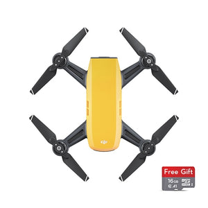 DJI Spark drone (not fly more combo) with 16GB microSD Pocket Selfie Drone  WiFi FPV With 12MP Camera - FREE SHIPPING