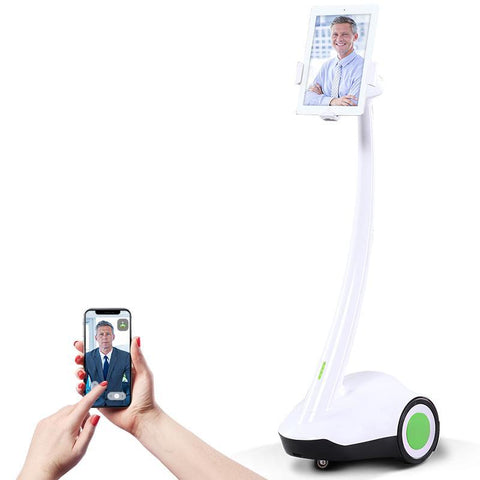 PadBot U1, Electronics Robot, Video Chat for meeting,