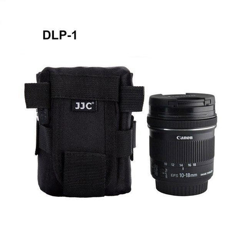 JJC Waterproof Deluxe Camera Lens Bag Pouch for Canon/Sony/Nikon/JBL Xtreme - FREE SHIPPING