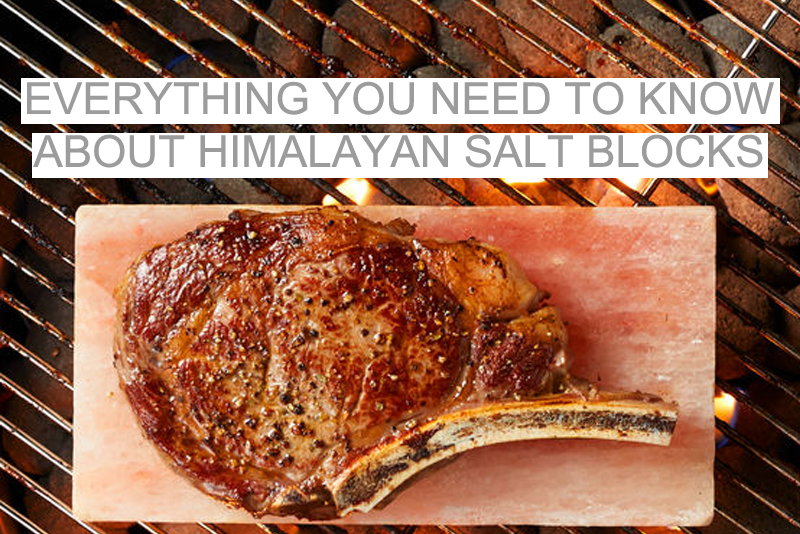 What is a Himalayan Salt Block and How Do I Use It?