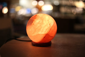 Is it Safe to Leave Salt Lamp on all day?