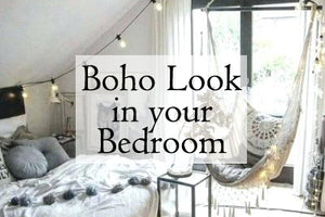 How to Create a Boho Look in Your Bedroom