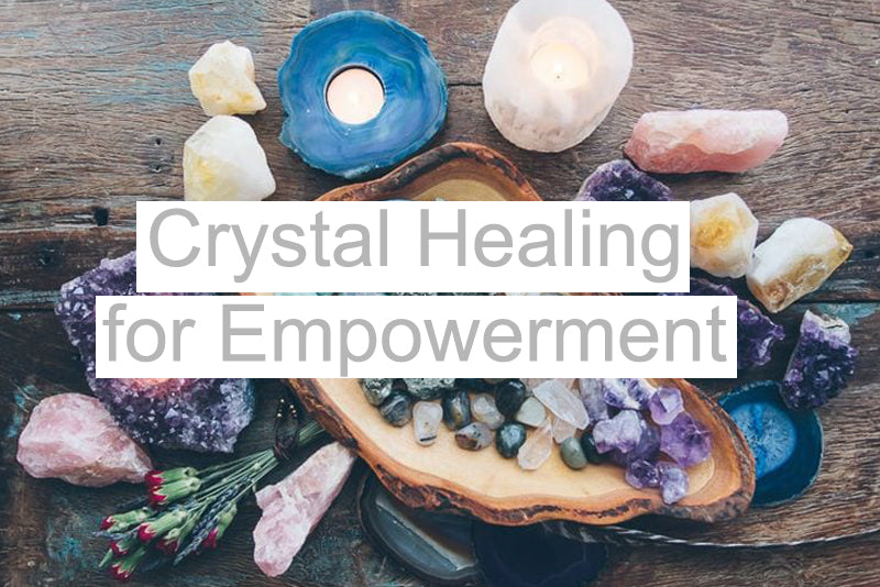 Coming Out of Your Shell | Crystal Healing for Empowerment