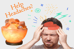 Can Himalayan Salt Lamps Reduce the Intensity of Headaches?