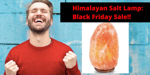 Himalayan Salt Lamps as a Great Gift for Black Friday 2019
