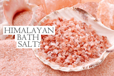 Enjoy the Benefits of Himalayan Bath Salt