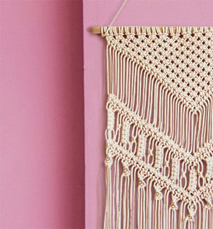 woven basket wall hanging