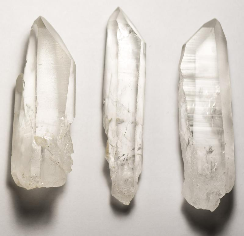 Raw Quartz Points