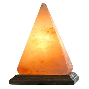 Himalayan Salt Lamp Pyramid Sphinx