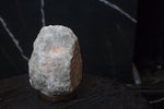 "Himalayan Salt Rock Lamp Natural - ""Natura Gray"" 7-9lbs"