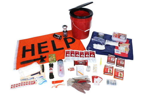 ON SALE NOW! But only through Hurricane Season - Hurricane Emergency Kit