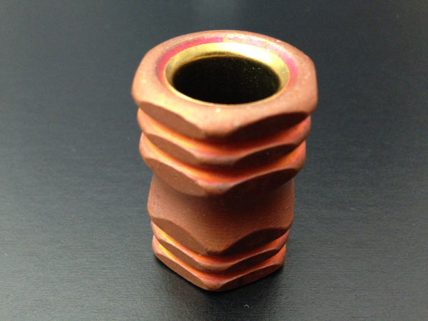 The Fiery-Copper HexWeight Handle