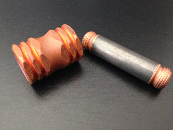 Fiery-Copper HexWeight & SS Shadow