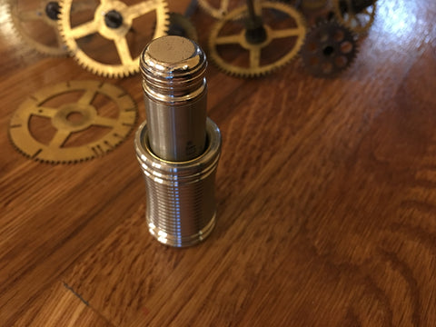 The Thinket Now (Stainless & Nickel)
