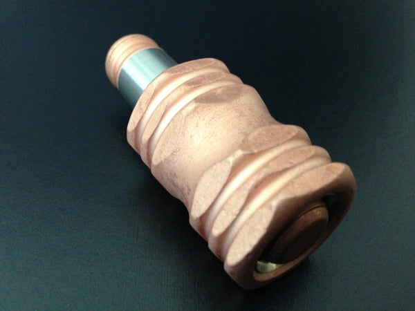 Copper HexWeight & Stainless