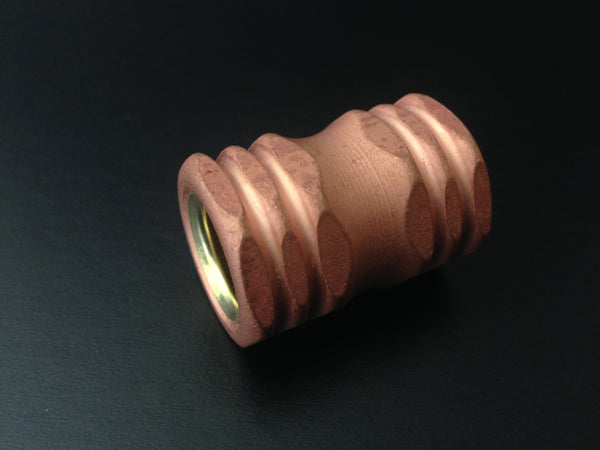 Copper HexWeight Handle