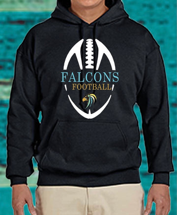 CT Falcons Pullover