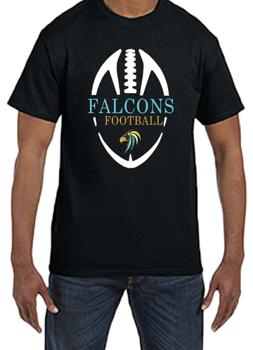 CT Falcons Original Logo T-Shirt
