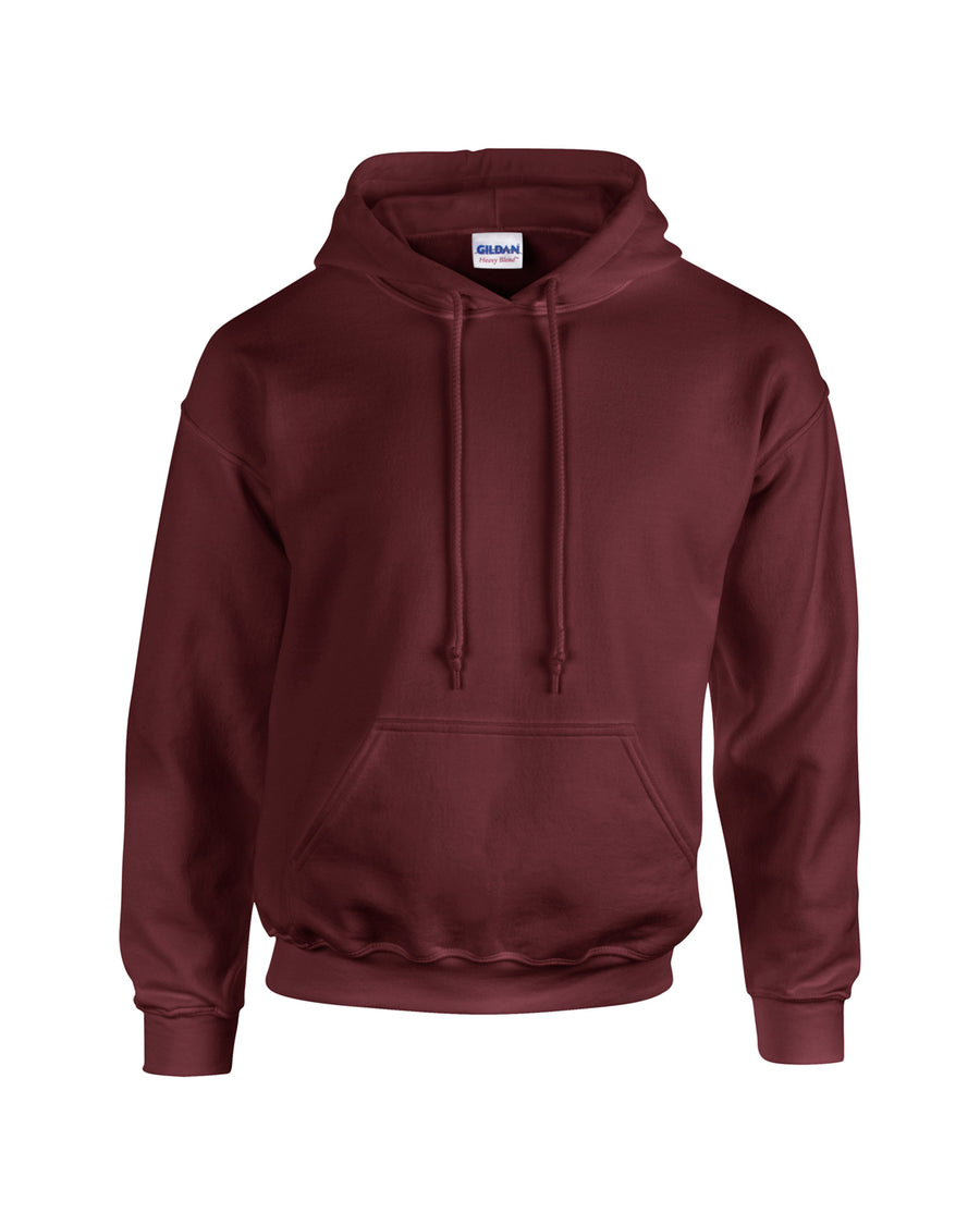 Adult Heavy Blend Pullover Hooded Sweatshirt