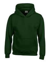 Load image into Gallery viewer, Youth Heavy Blend Pullover Hooded Sweatshirt