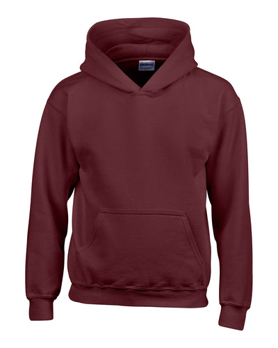 Youth Heavy Blend Pullover Hooded Sweatshirt