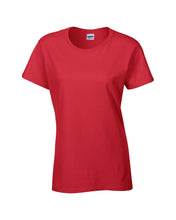 Load image into Gallery viewer, Ladies Heavy Cotton T-Shirt