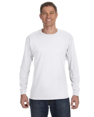 Adult Heavy Cotton Long Sleeve T-Shirt