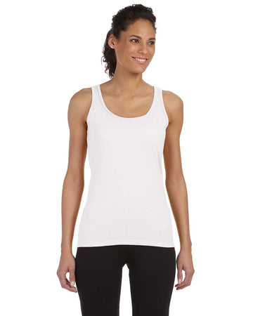 Ladies Softstyle Racerback Tank