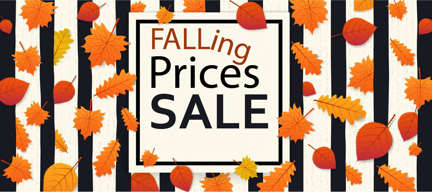 fall prices