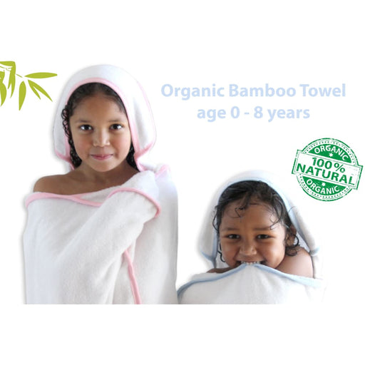 Bamboo Towel with Hood and Apron Attachment - Bathroom goods