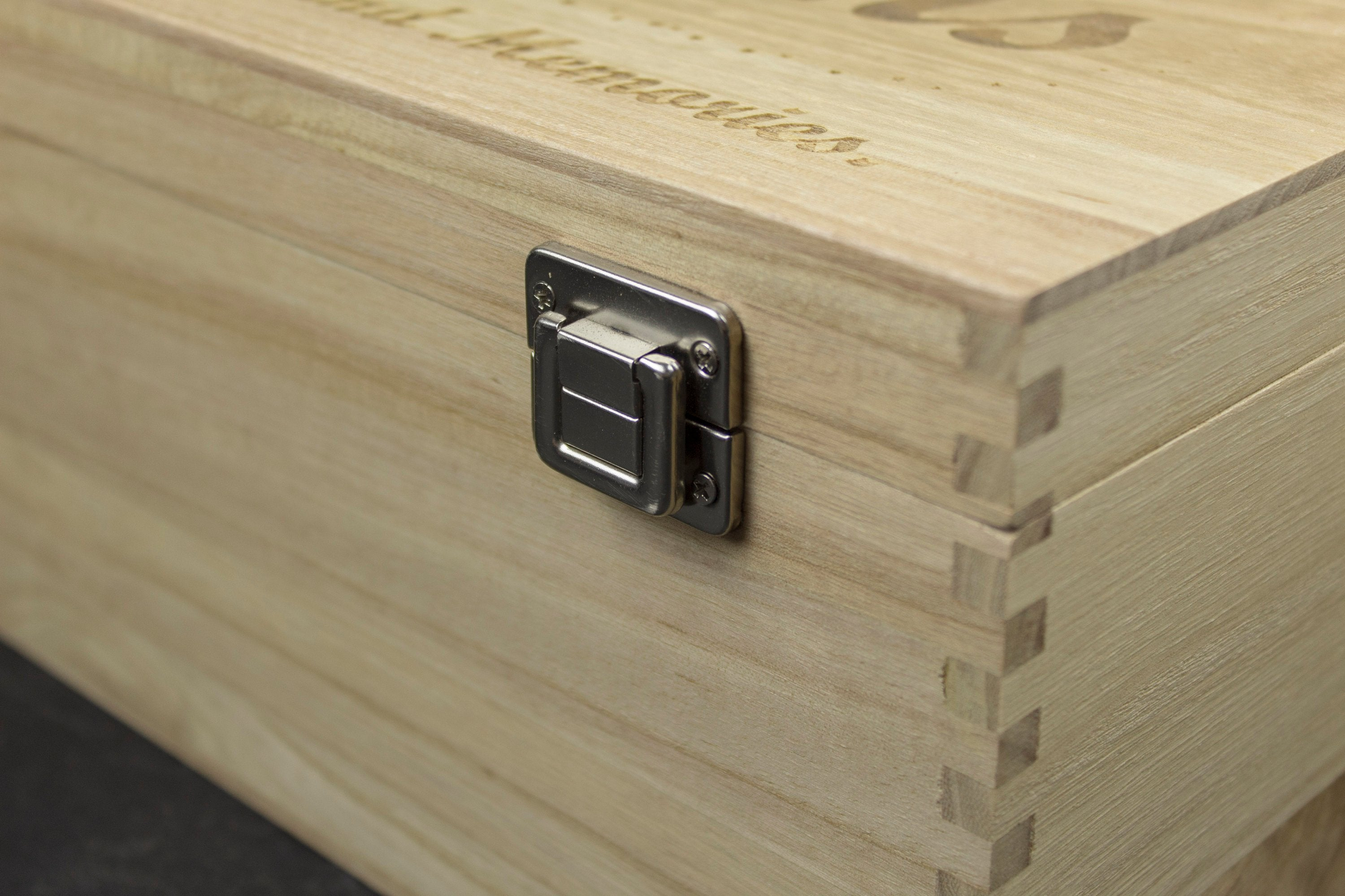 Extra Large Fully customisable and personalised Keepsake box / memory box - Irish Wooden Gifts
