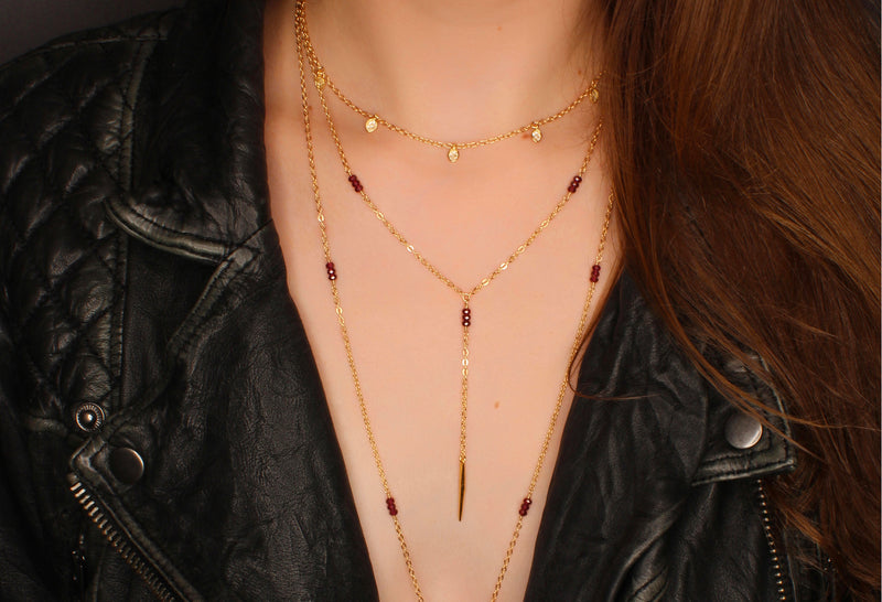 5 Tips For Effortlessly Layering Your Necklaces