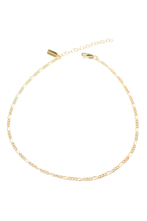 Jamie Choker Gold Brooke Landon Jewelry