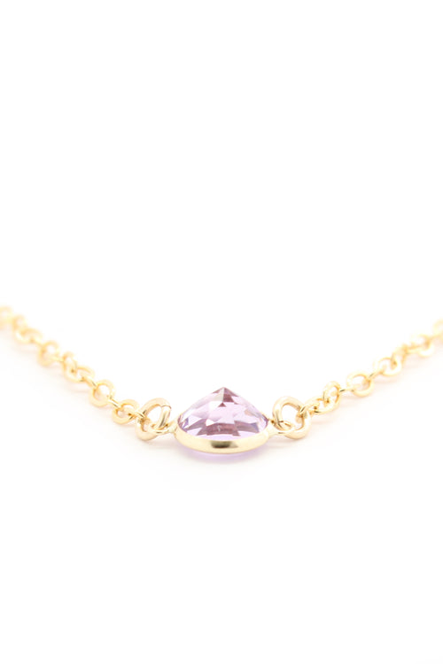 Stella Necklace | Amethyst