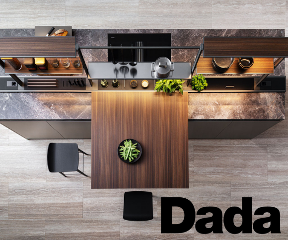 MOLTENTI&C DADA: THE KITCHEN OF THE FUTURE IS HERE