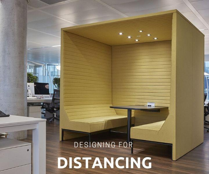 "Designing for distancing: creative solutions for the ""New normal"""