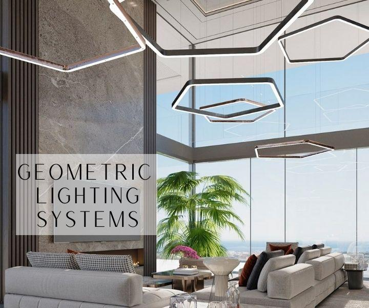 Geometric lighting Systems
