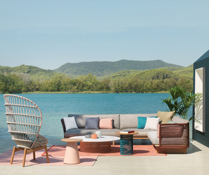 Patricia Urquiola Designs Kettal Mesh Casa Design Group