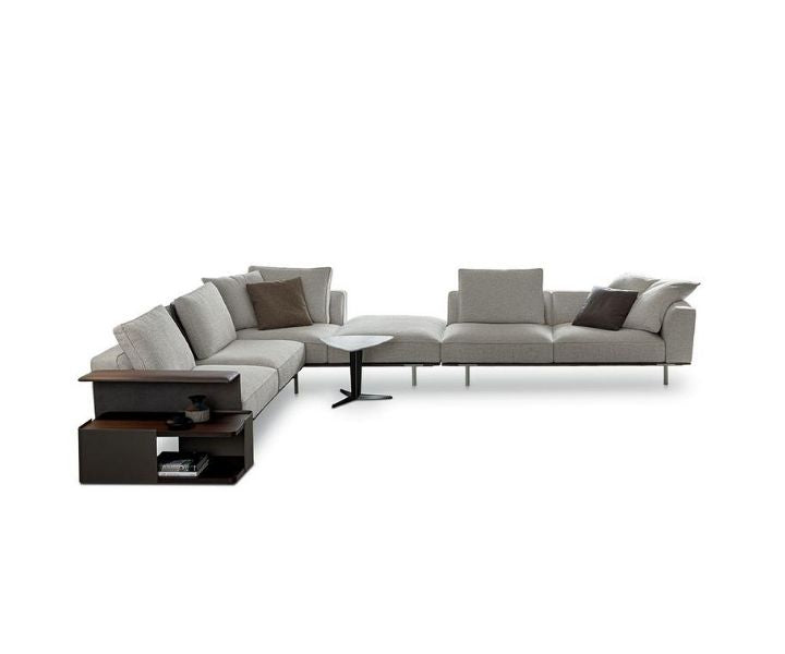 Gregor Sectional Sofa by Vincent Van Duysen for Molteni&C