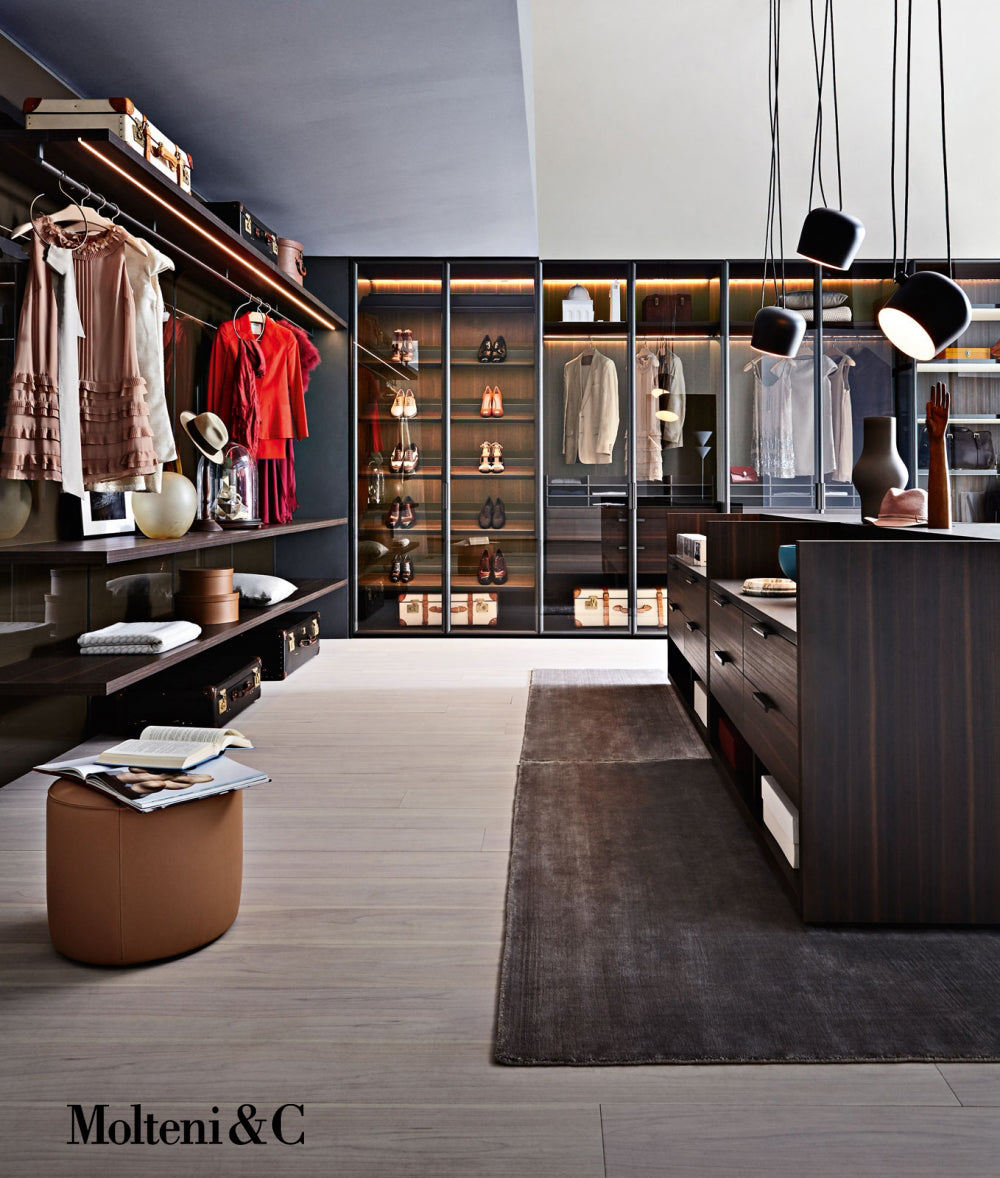 Molteni&C Walk In Closets