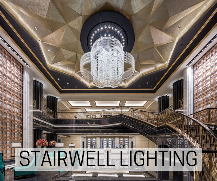 Step Up Your Stairways 15 Gorgeous Pendants For Stairwell